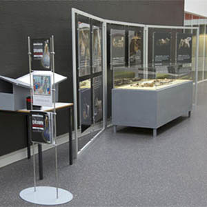 World Class Display Stands from RAL Display