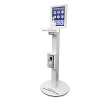 S1000 Hand Sanitisier Stand
