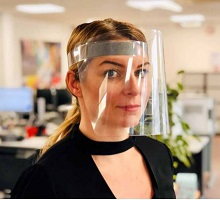 Protective Face Visors - Pack of 10