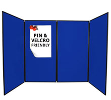 4 Large <strong>Folding Exhibition Boards</strong>