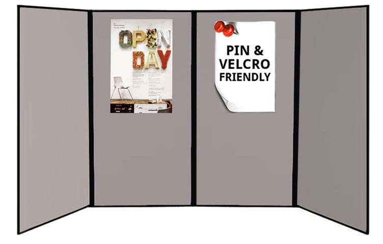 Double sided poster boards