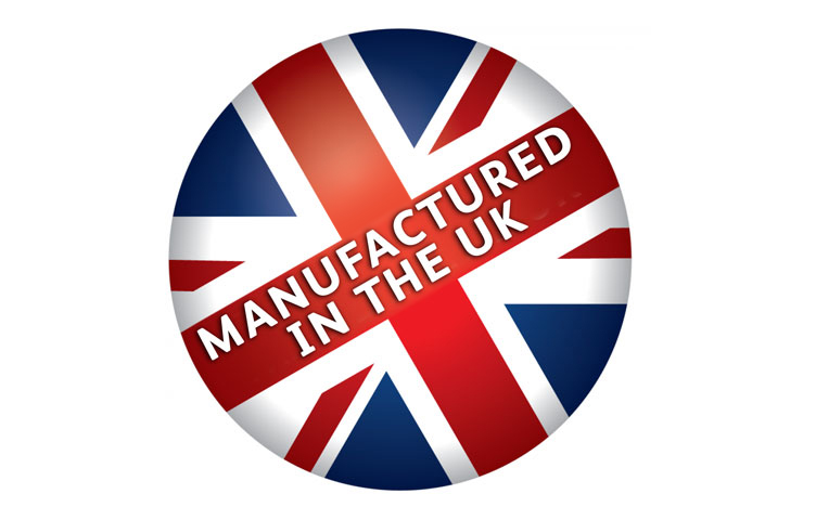 Made in the UK!