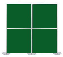 Pro-Link Panel & Pole Kit with 4x 1000 x 1000mm Display Boards