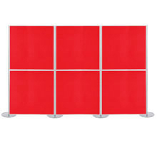 Pro-Link Panel & Pole Kit  with 6x 1000 x 1000mm Display Boards