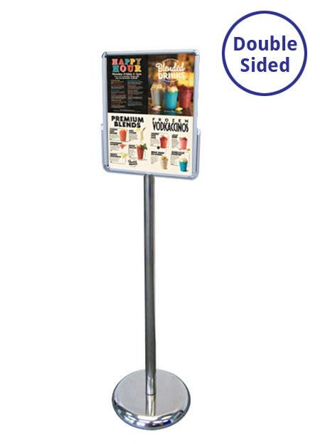 A4 double sided sign holders from RAL Display