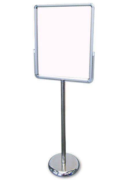 Mercury A3 signholder | Double Sided Stands from RAL Display
