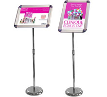 Titan A3 Sign Holders