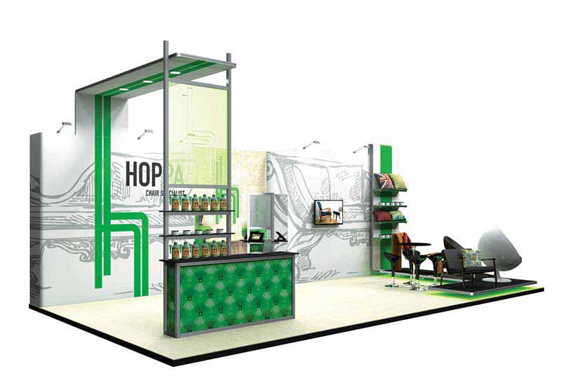 Marketing Exhibition Stand Examples : Exhibition stands trade show bespoke displays