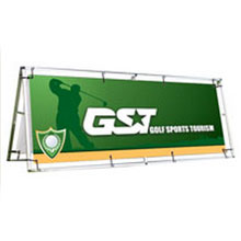 Monsoon Outdoor Banner Display Stand