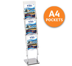 Euro ST A4 Portable Brochure Stands