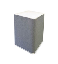 Square Portable Plinth - 800mm high