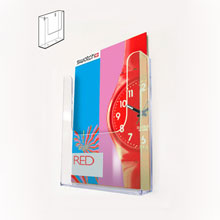 A5 Single Pocket Wall Mount Leaflet Holders (Pack 4)